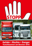 Stopp Transitlawinen am Brenner